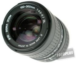 SIGMA AF 100-300mm f/4.5-6.7 (Sigma)