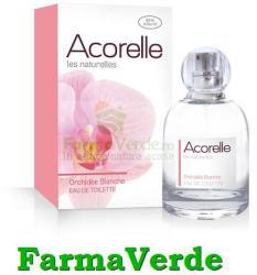 Acorelle Orchidée Blanche (White Orchid) EDT 50ml