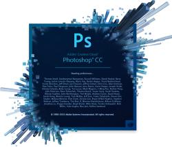 Adobe Photoshop CC Multiple Platforms (1 User, 1 Year) 65224658BA01A12