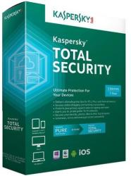 Kaspersky Total Security for Business Renewal (15-19 User, 1 Year) KL4869OAMFR