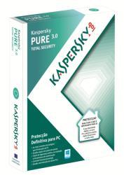 Kaspersky PURE 3.0 (1 User, 2 Year) KL1911OCADS