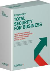 Kaspersky Total Security for Business EEMEA Edition (25-49 User, 2 Year) KL4869OAPDS
