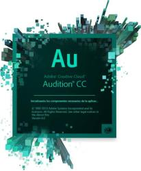 Adobe Audition CC Multiple Platforms (1 User, 1 Year) 65224739BA01A12