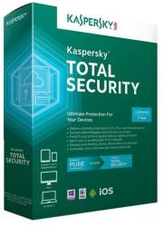 Kaspersky Total Security for Business Renewal (50-99 User, 3 Year) KL4869OAQTR
