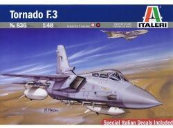Italeri Tornado F3 1/48 0836