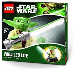 LEGO Star Wars asztali lámpa Yoda LGL-LP9