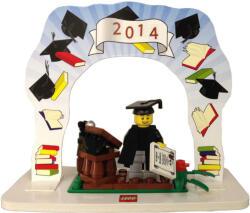 LEGO Creator Tortadísz diplomaosztóra 850935