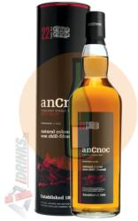 anCnoc 22 Years Whiskey 0,7L 46%