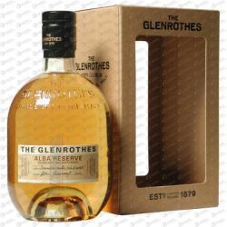 THE GLENROTHES Alba Reserve Whiskey 0,7L 40%