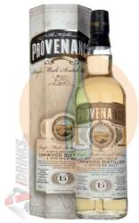 Linkwood 15 Years Provenance Whiskey 0,7L 46%
