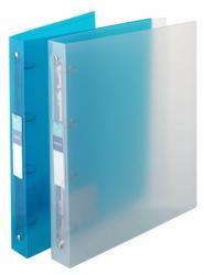 Viquel Propyglass Gyűrűs dosszié 4 gyűrű 35 mm A4 PP kék (IV061346)
