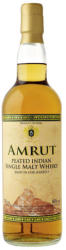 AMRUT Indian Peated Malt Whiskey 0,7L 50%