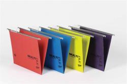 Rexel Multifile Plus Függőmappa A4 karton vegyes 10db (92808)