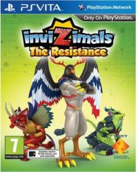 Sony Invizimals The Resistance (PS Vita)