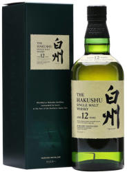 THE HAKUSHU 12 Years Whiskey 0,7L 43%