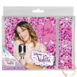 Violetta gumis napló (PGVI-03-04)