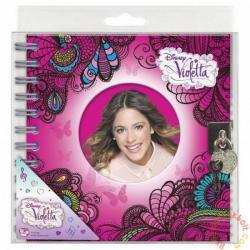 Violetta kulcsos napló (PSKVI)