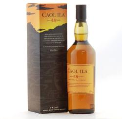 Caol Ila 18 Years Hidden Malt Whiskey 0,7L 43%