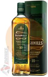 Bushmills 10 Years Whiskey 1L 40%