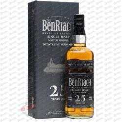 BenRiach 25 Years Whiskey 0,7L 50%