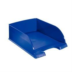 Leitz Plus Jumbo Irattálca műanyag kék (52330035)