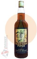 SCOTTISH PIPER Scotch Whiskey 0,7L 40%