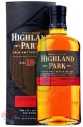 HIGHLAND PARK 18 Years Whiskey 0,7L 40%
