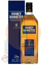 Hankey Bannister 12 Years Whiskey 0,7L 40%