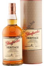 Glenfarclas 8 Years Heritage Whiskey 0,7L 40%