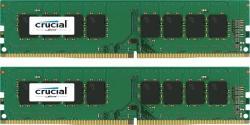 Crucial 8GB (2x4GB) DDR4 2133MHz CT2K4G4DFS8213