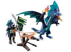 Playmobil Dragon Cu Scut (PM5484)