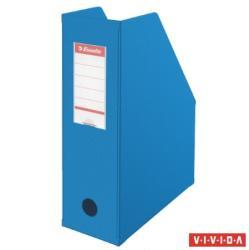 Esselte Vivida Iratpapucs 100 mm PP/karton kék (56075)