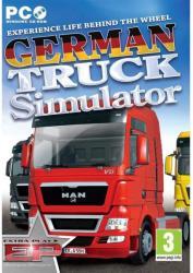 Excalibur German Truck Simulator Extra Play (PC)