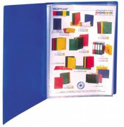 Viquel Standard Bemutatómappa 40 zsebes A4 kék (IV508002)
