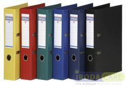 DONAU Premium Iratrendező 50 mm A4 PP élvédő sínnel sötétkék (3955SK)