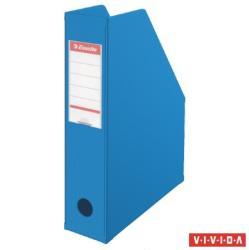 Esselte Vivida Iratpapucs 80 mm PP/karton összehajtható kék (56005)