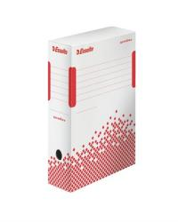 Esselte Speedbox Archiváló doboz 100 mm A4 karton fehér (623908)