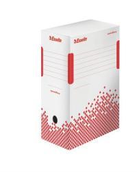 Esselte Speedbox Archiváló doboz 150 mm A4 karton fehér (623909)