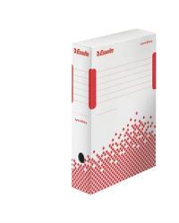 Esselte Speedbox Archiváló doboz 80 mm A4 karton fehér (623985)