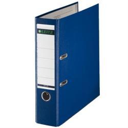 Leitz 180 Iratrendező 80 mm A4 PP/karton élvédő sínnel kék (10101235)