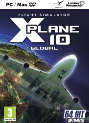 Laminar Research X-Plane 10 Global 64 bit (PC)