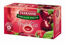 TEEKANNE Fruit Kiss Eper-Meggy Tea 20 filter