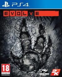 2K Games Evolve (PS4)