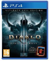 Blizzard Diablo III Reaper of Souls [Ultimate Evil Edition] (PS4)