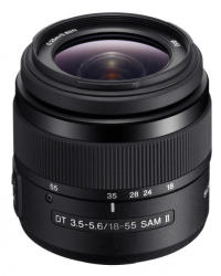 Sony SAL-1855-3 DT 18-55mm f/3.5-5.6 SAM II