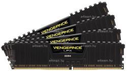 Corsair 32GB (4x8GB) DDR4 2400MHz CMK32GX4M4A2400C14