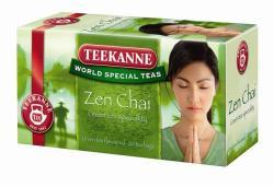 TEEKANNE Zen Chai Zöld Tea 20 filter