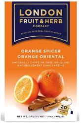London Fruit & Herb Company Fűszeres Narancs 20 filter