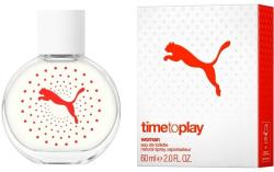 PUMA Time to Play Woman EDT 90ml