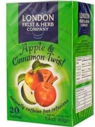 London Fruit & Herb Company Alma-fahéj 20 filter